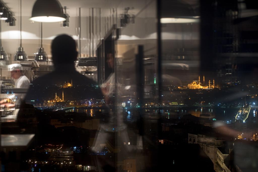 ISTANBUL TURQUIE GEZI SPIRIT MARS 2014