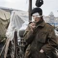 Kiev, place Maïdan 23 février 2014, 14h11